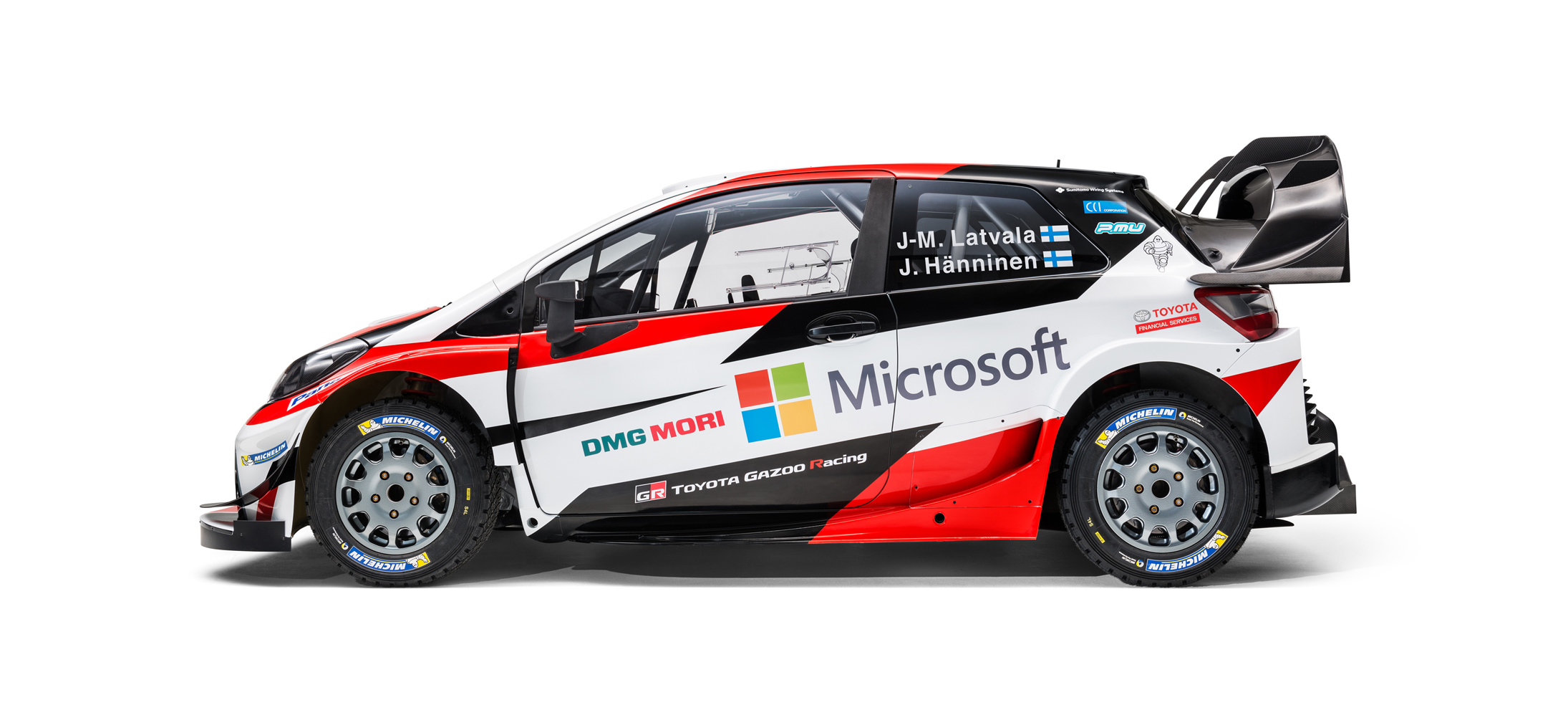 Yaris WRC Test Car image 01
