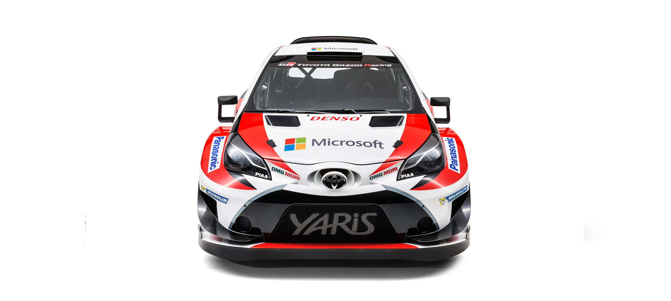 Yaris WRC Test Car image 03